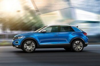 VW T-Roc anons